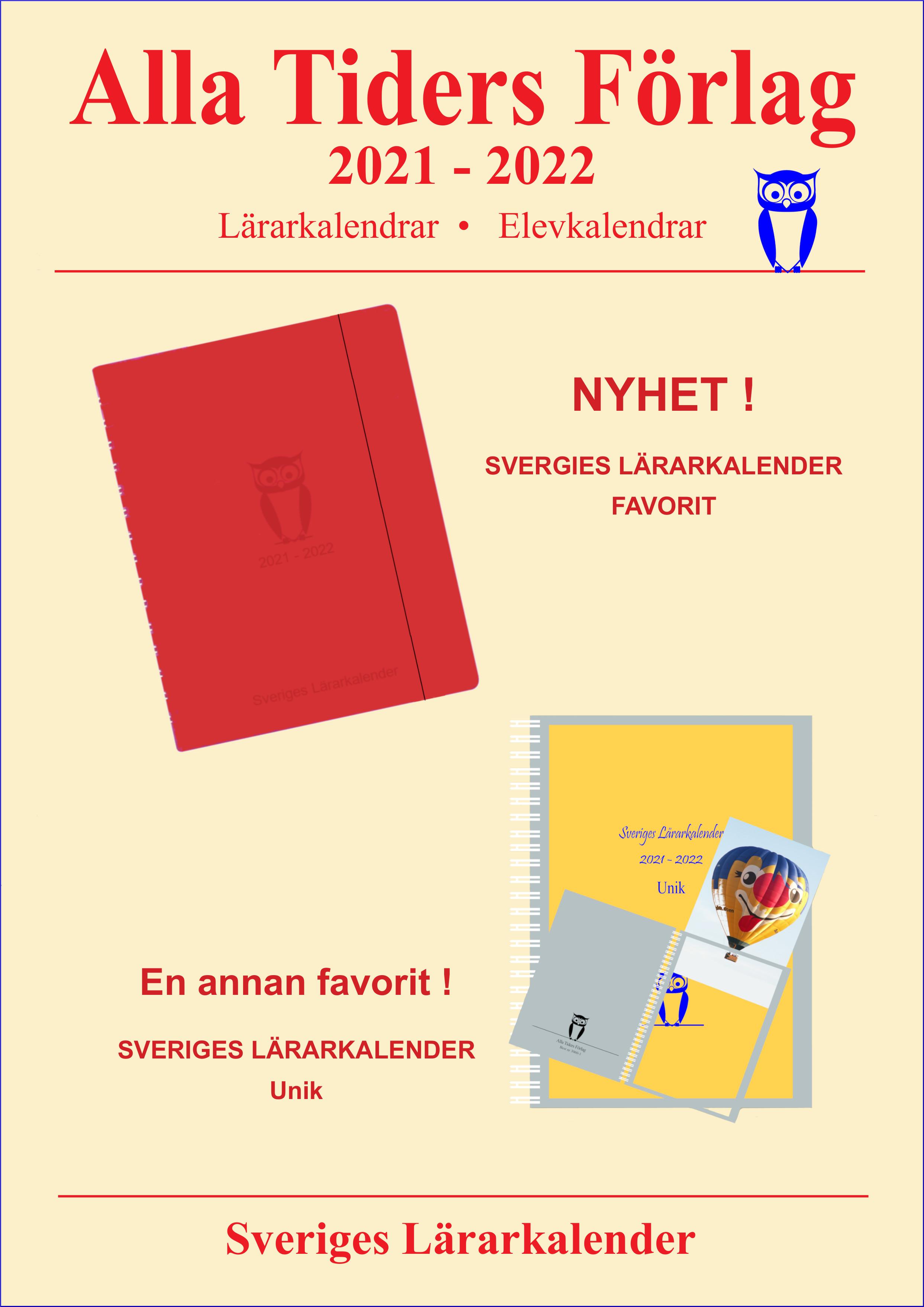 Alla Tiders Förlag katalog