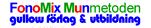 Gullow förlag - Logga