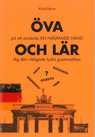 Öva på att använda en hjälpande hand och lär dig den viktigaste tyska grammatiken
