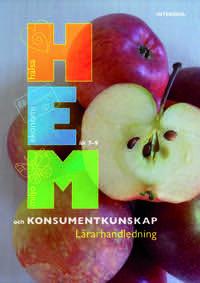 Hem- och konsumentkunskap åk 7-9 Lärarhandledning 2016