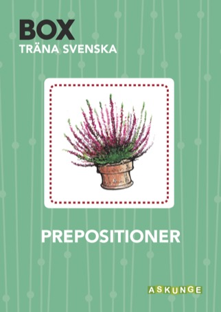 Box / Prepositioner