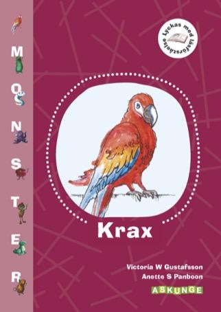 Lyckas med läsförståelse Krax