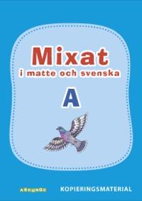 Mixat i matte och svenska A