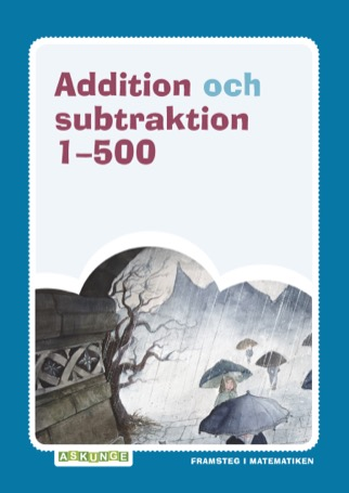 Framsteg / Addition och subtraktion 0-500