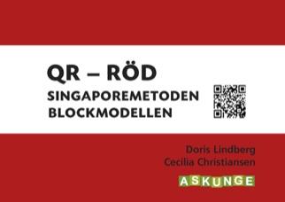 QR-Röd Singaporemetoden Blockmodellen