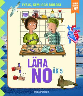 Lära NO åk 5 - Grundbok