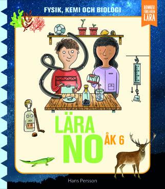 Lära NO åk 6 - grundbok