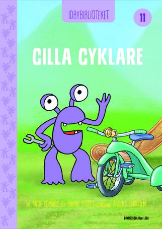 Idbybiblioteket - Cilla Cyklare