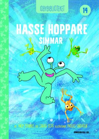 Idbybiblioteket - Hasse Hoppare simmar