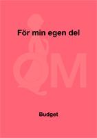 För min egen del  Budget
