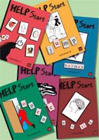 HELP Start Arbetsböcker A-F 6 olika