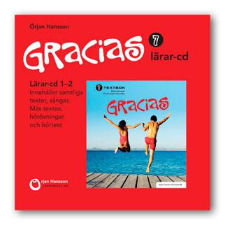 Gracias 7 Lärar CD