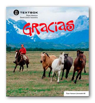 Gracias 8 Textbok