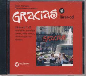 Gracias 9 Lärar CD