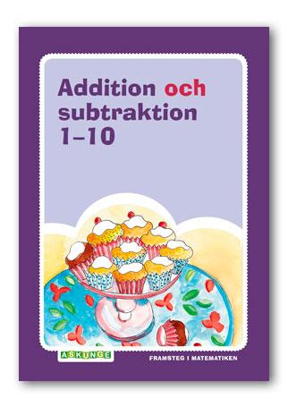 Framsteg / Addition och subtraktion 1-10