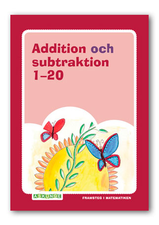 Framsteg / Addition och subtraktion 1-20