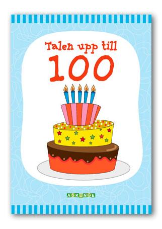 Talen upp till 100 - 100 tips på aktiviteter