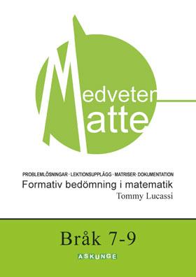 Medveten matte Bråk årskurs 7-9