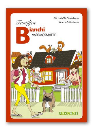 Vardagsmatte / Familjen Bianchi