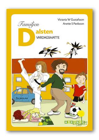Vardagsmatte / Familjen Dalsten