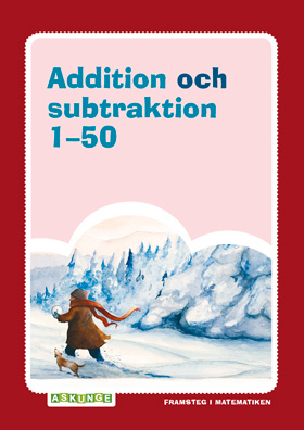 Framsteg / Addition och subtraktion 1-50