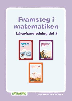 Framsteg / Lärarhandledning del 2
