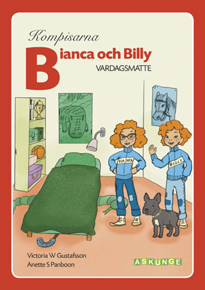 Kompisarna Vardagsmatte / Bianca och Billy