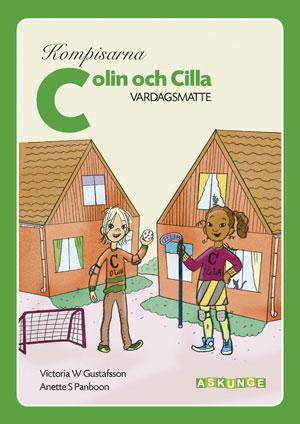Kompisarna Vardagsmatte / Colin och Cilla