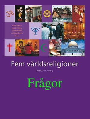 Fem världsreligioner frågor