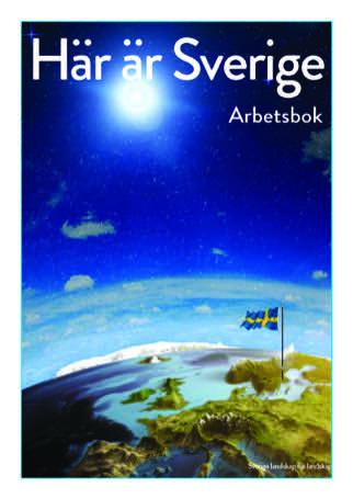 Här är Sverige, arbetsbok