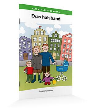 Lätt att läsa för vuxna (grön): Evas halsband