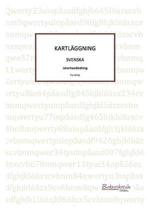 Kartläggning Svenska