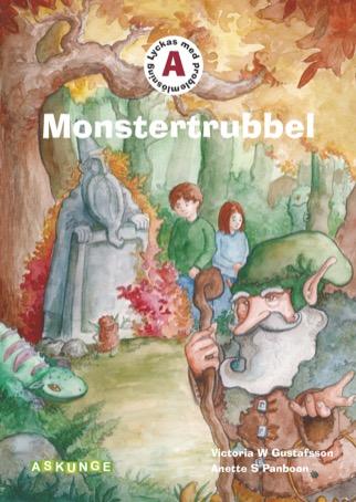 Lyckas med problemlösning A Monstertrubbel - elevbok