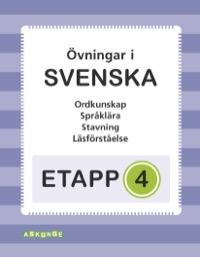 Etapp 4 Lila - Träna ordklasser och satsdelar