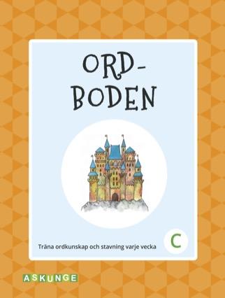 Ordboden C