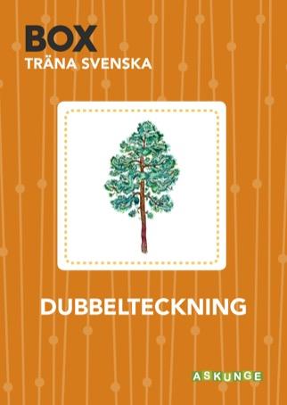 Box / Dubbelteckning