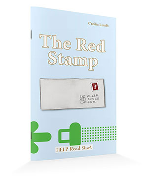 HELP Read Start: The Red Stamp