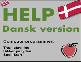 HELP  - Dansk version 12 måneders skolelicens