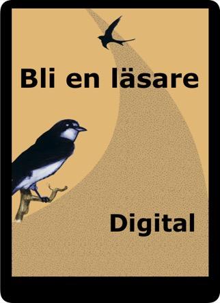 Bli en läsare - Digital, skollicens
