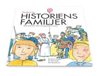 Nyfiken på historiens familjer - Läsebok