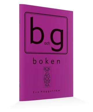 Bokstavsböckerna b och g-boken