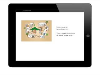 Lätt att läsa för vuxna (grön), online böcker Skollicens 12 mån