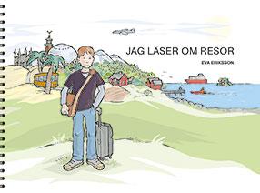 JAG LÄSER OM RESOR versal version