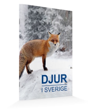 Djur i Sverige faktabok