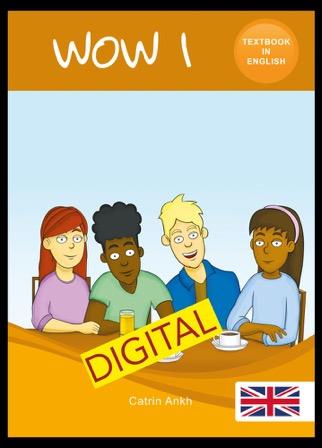 WOW 1, digital elevlicens 12 mån