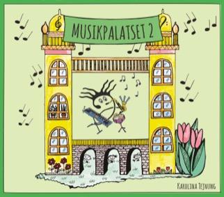 Musikpalatset Övningsbok 2