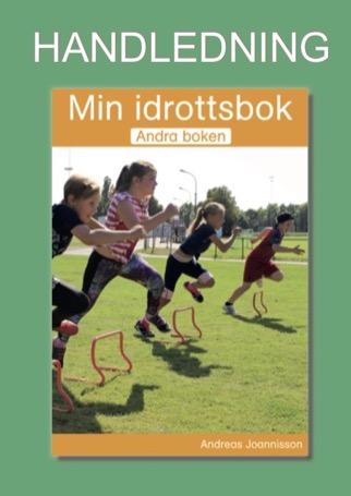 Min idrottsbok, andra boken, handledning