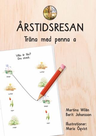 Årstidsresan - Träna med penna A