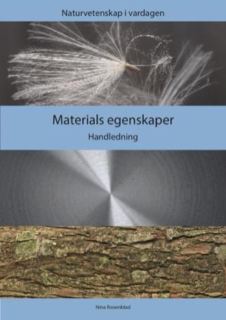 Materials egenskaper - Handledning
