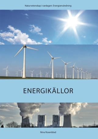 Energianvändning: Energikällor